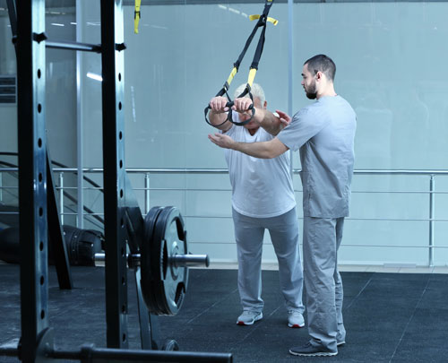 TRX at all ages